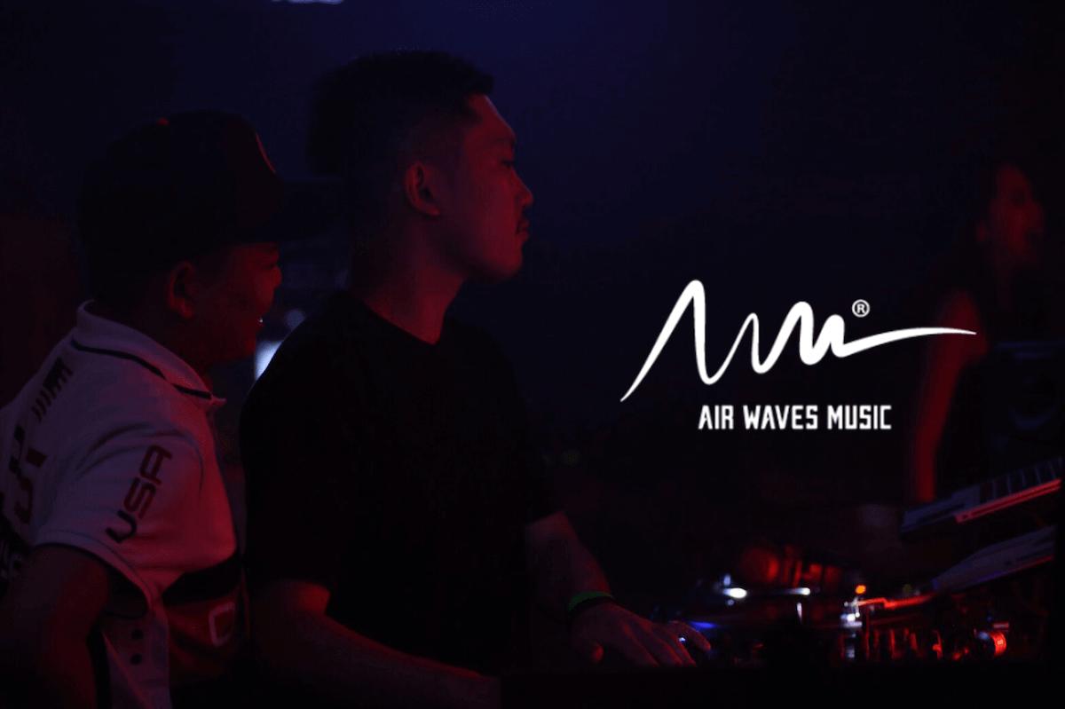 DJ CHARI & DJ TATSUKI from Air Waves Music |「とにかく新しい音楽を発信していく」