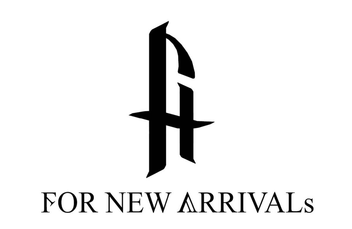 FOR NEW ARRIVALs
