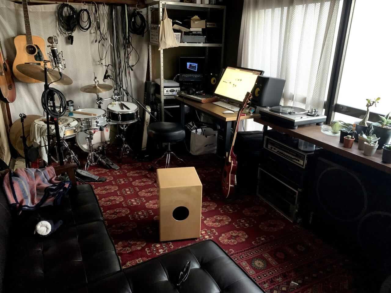 【IYOW 】 ryo takahashi (ピスタチオスタジオ) 「常に偶発的に曲を作り始めたい」