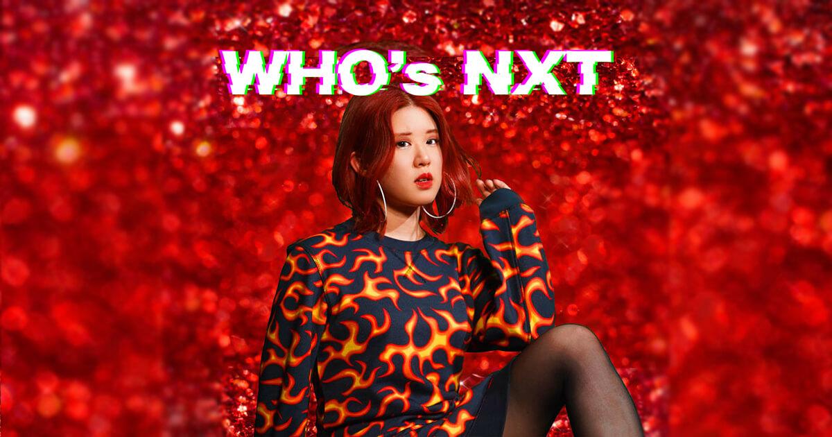 【Who's NXT】 valknee