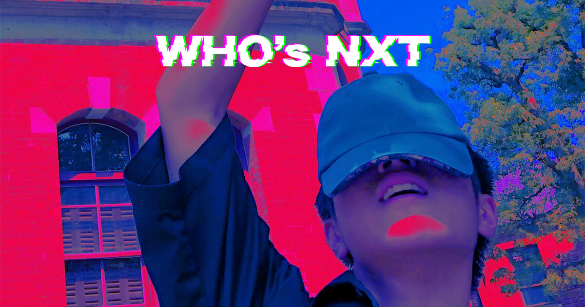 【Who's NXT】 寝坊主