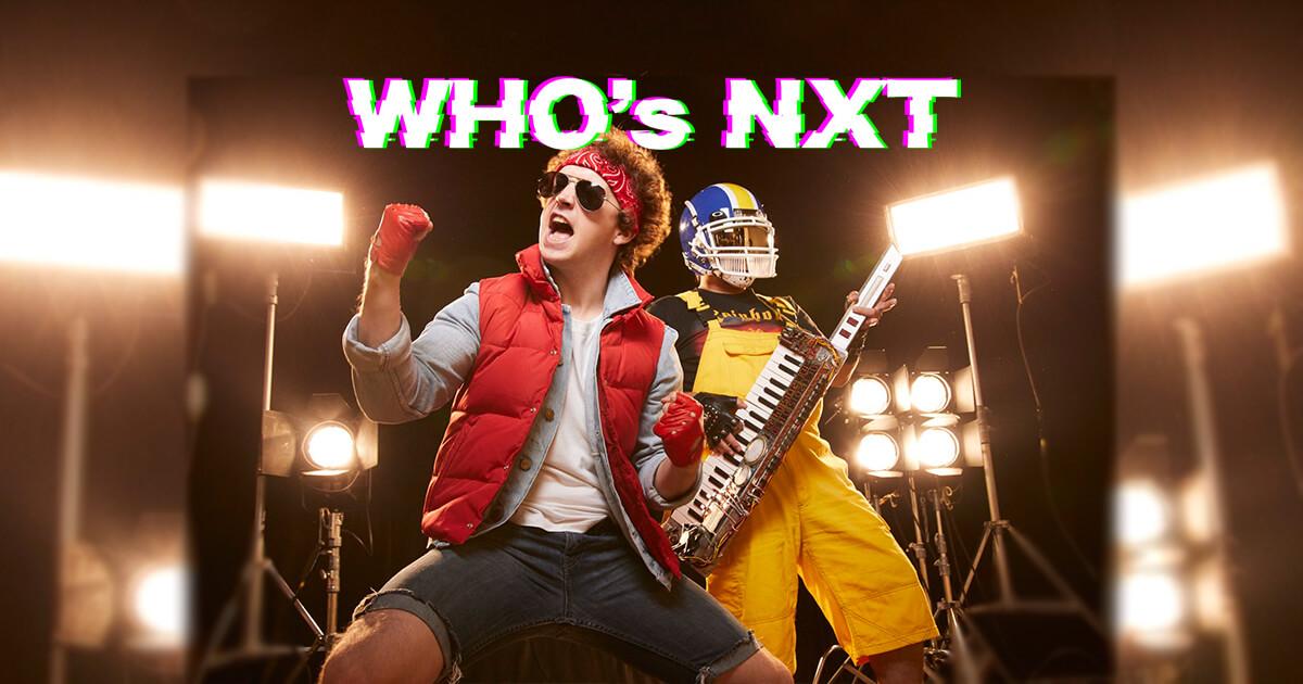 【Who's NXT】 ザ・リーサルウェポンズ