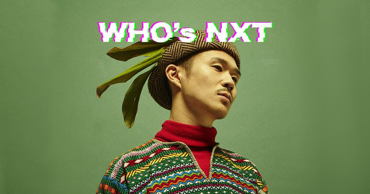 【Whos NXT】ZIN
