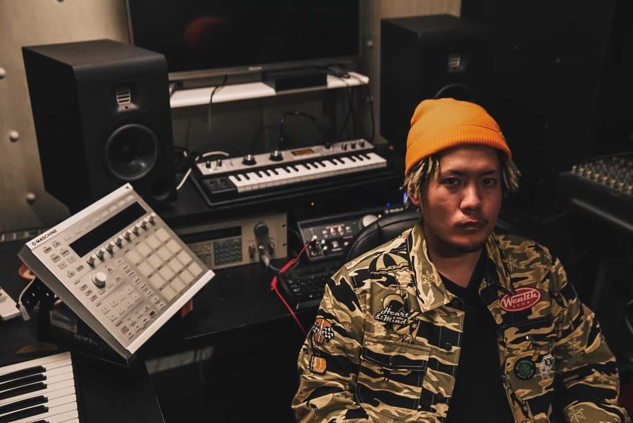DODGE NOLEDGE インタビュー |「ラップが乗って初めて曲として完成と思っているので、独りよがりなものにならないように」【IYOW 】