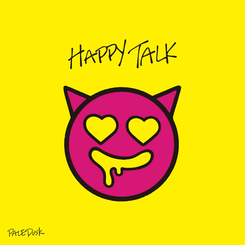 【Interview】Paledusk | New EP『HAPPY TALK』リリース