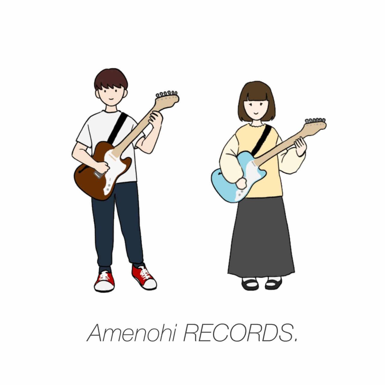 Amenohi RECORDS.