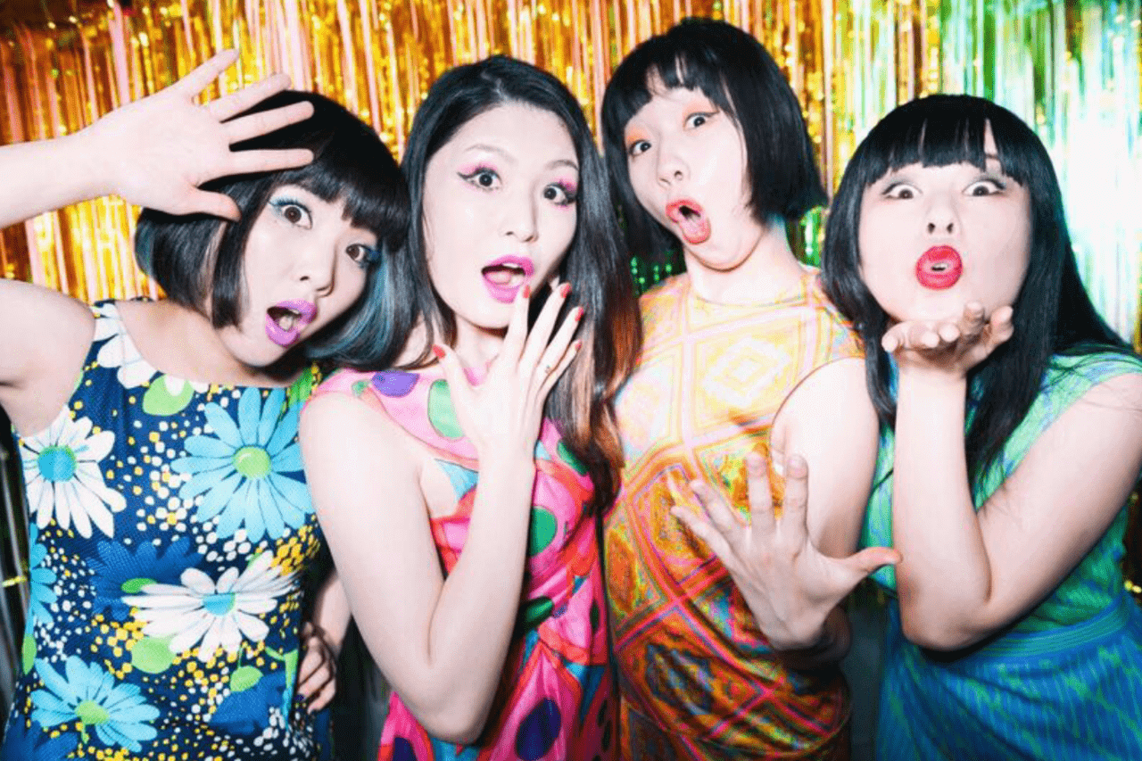 "SXSW2019 | TuneCore Japan presents ""Japan Preview day Show 2019″ 開催決定 Otoboke Beaver"