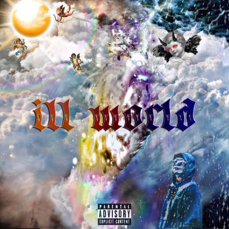 illrain、「ill world」