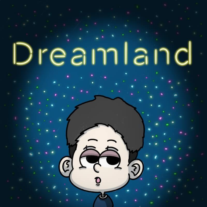 KeeP「Dreamland (feat. ユエ)」